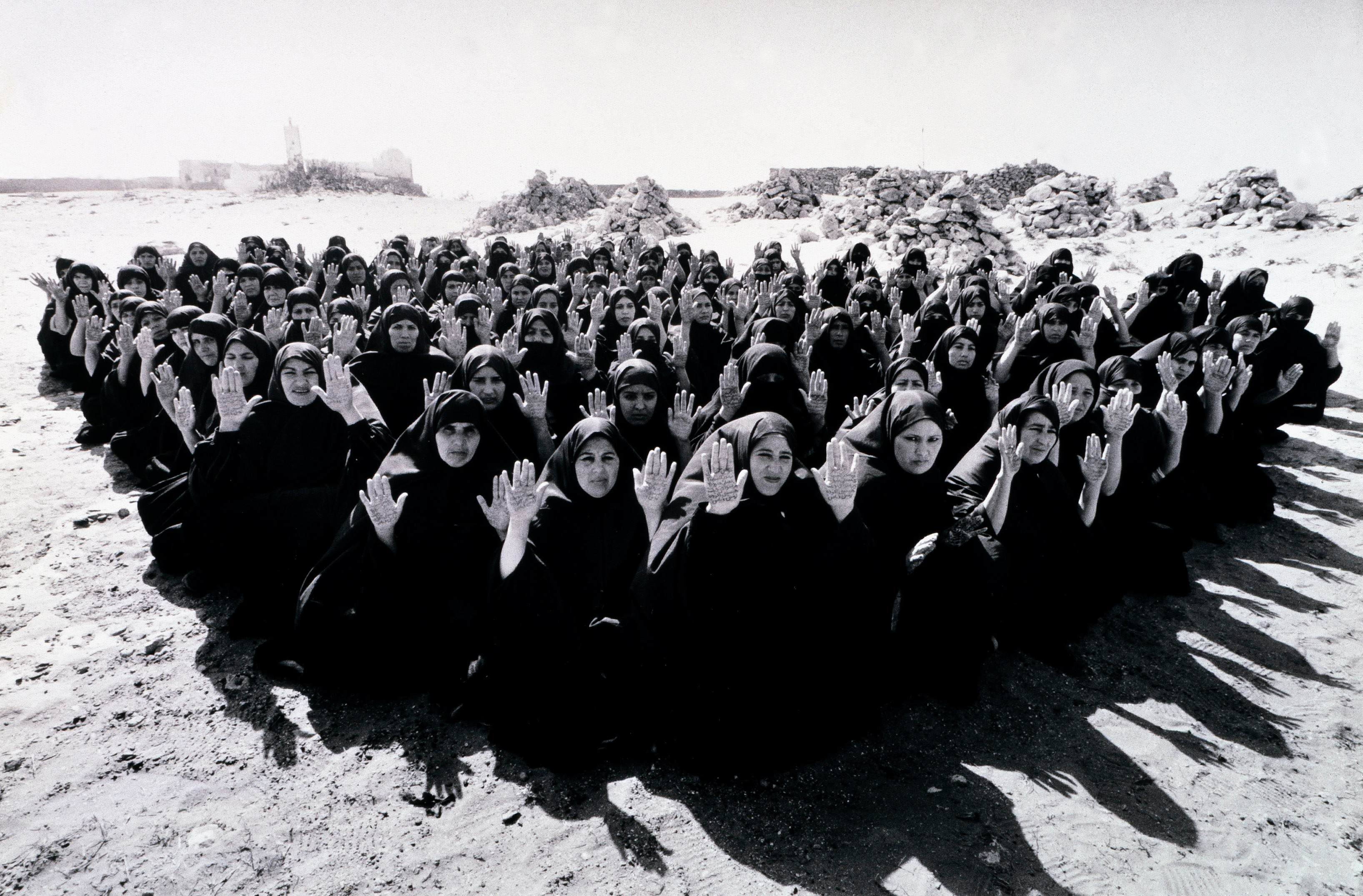 neshat_rapture_women_show_hands_0