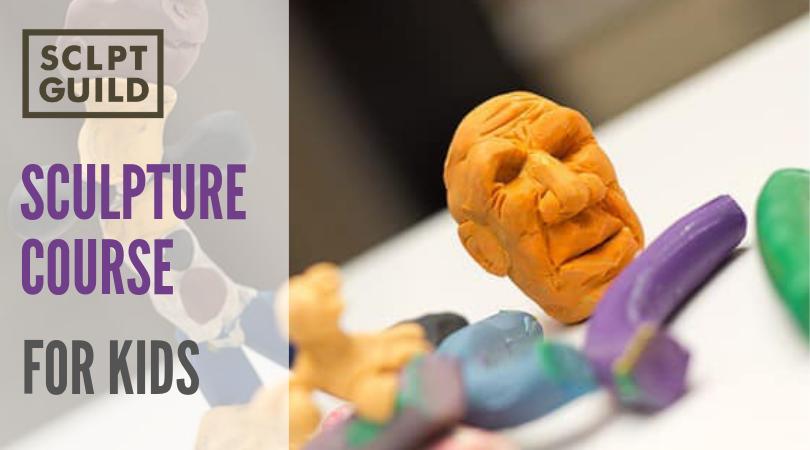 Курс скульптури - кращий стимул мозкової діяльності