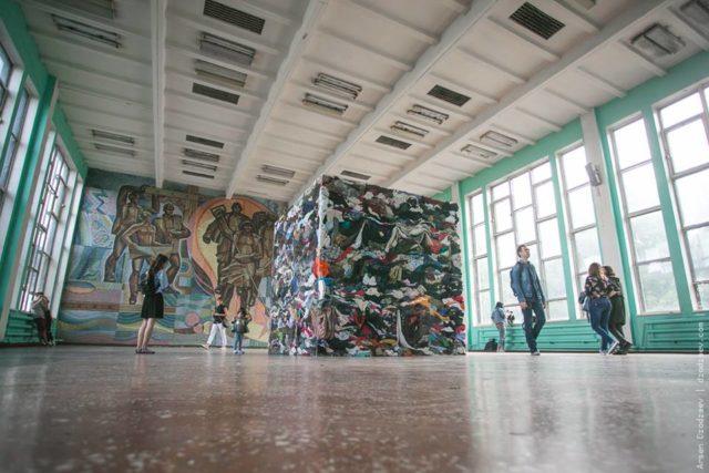 В Дніпрі пройде Фестиваль сучасного мистецтва «Конструкція»