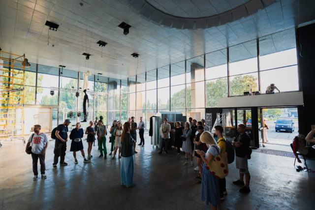 Медіа-арт резиденція «Artefact Chernobyl 33»