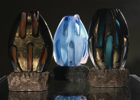 У Києві представлять унікальну колекцію художнього скла