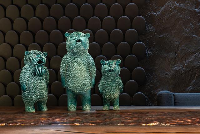 масштабна виставка зооморфної кераміки ZOOZOOM
