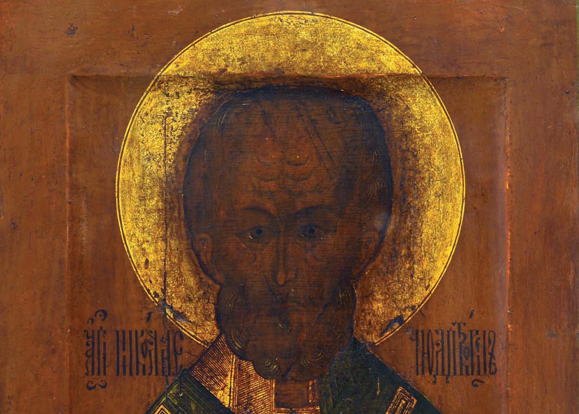 У Києві відкриється виставка-продаж колекційної православної ікони XVI-XX століть