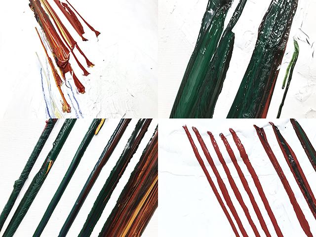 «Олія і Вода. Трансгресія матеріалу». Сергій Савченко | Триптих АРТ