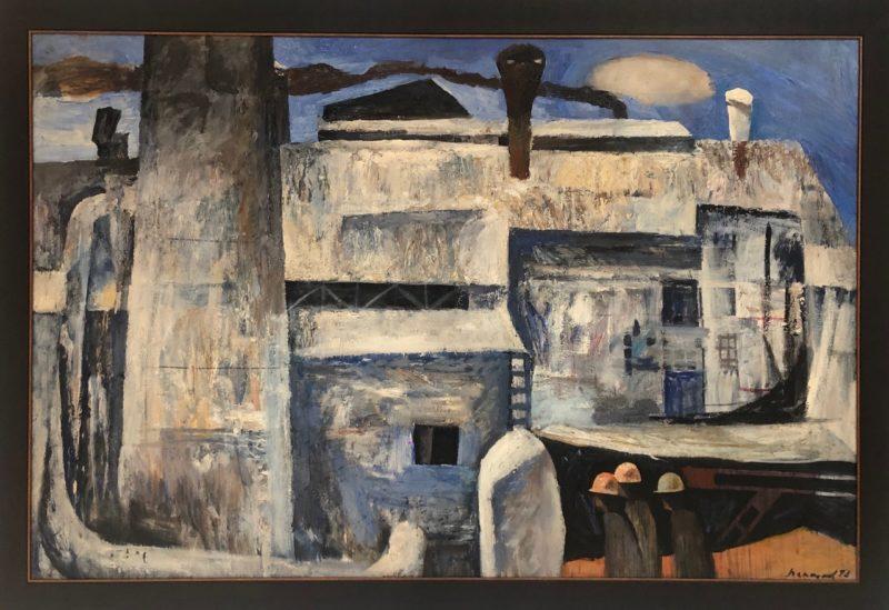«Полум'яне серце» в Bereznitsky Art Foundation