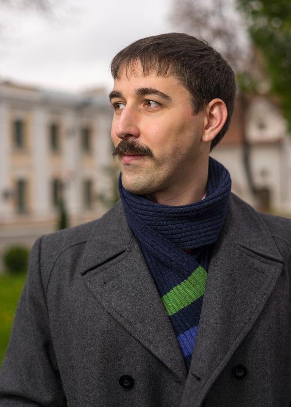 Микола Ковальчук (авторка фото - Христина Гладка)
