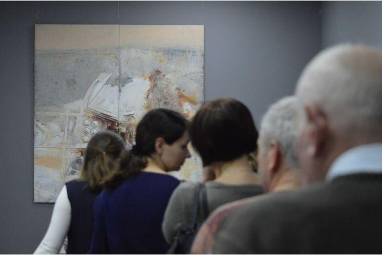 Українські митці у витоків абстракціонізму