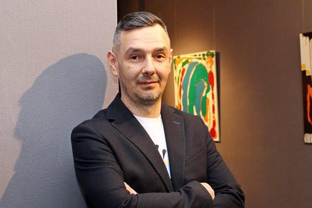 Андрей Лапонов. разговор художника с аукционистом