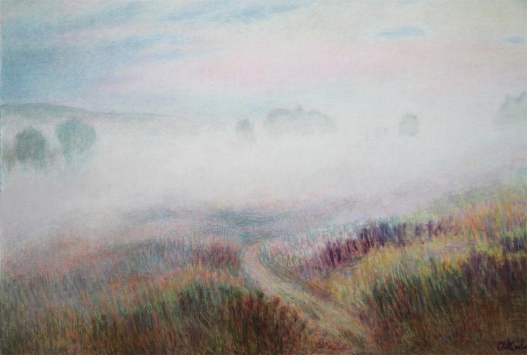 «Майстри сучасного пейзажу. З колекції галереї» - Галерея «Триптих Арт»