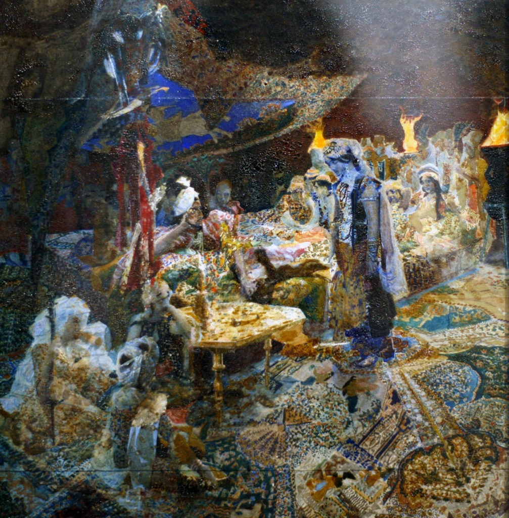 Національний музей «Київська картинна галерея» представляє виставку «Київські адреси Михайла Врубеля».
