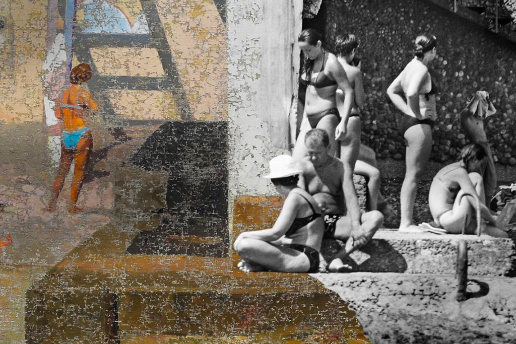 «Несвоєчасне» Віктор Сидоренко - Центр сучасного мистецтва М17