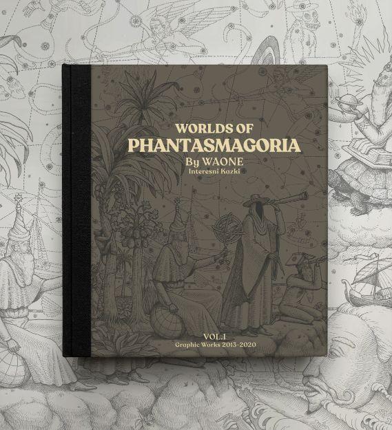 Володимир Манжос, відомий як Waone – Worlds of Phantasmagoria Vol.1