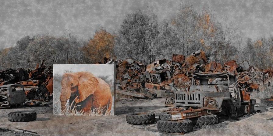 Денис Копилов. «Ковчег «Чорнобиль»: перезавантаження»