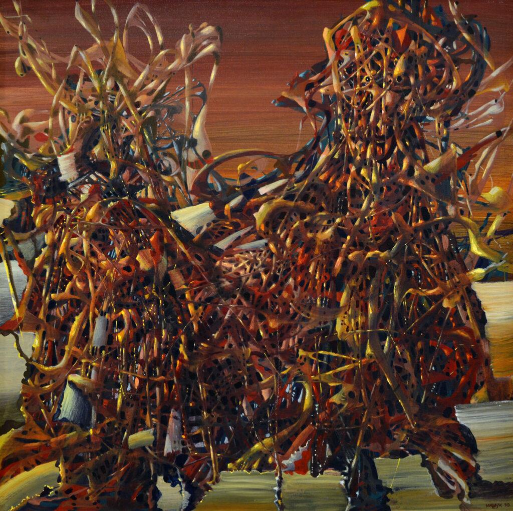 Осінній аукціон здивує глядача невідомими шедеврами українського мистецтва